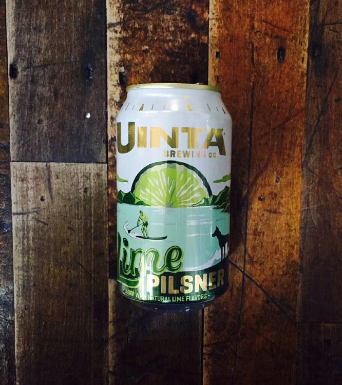 Lime Pilsner - 12oz Can
