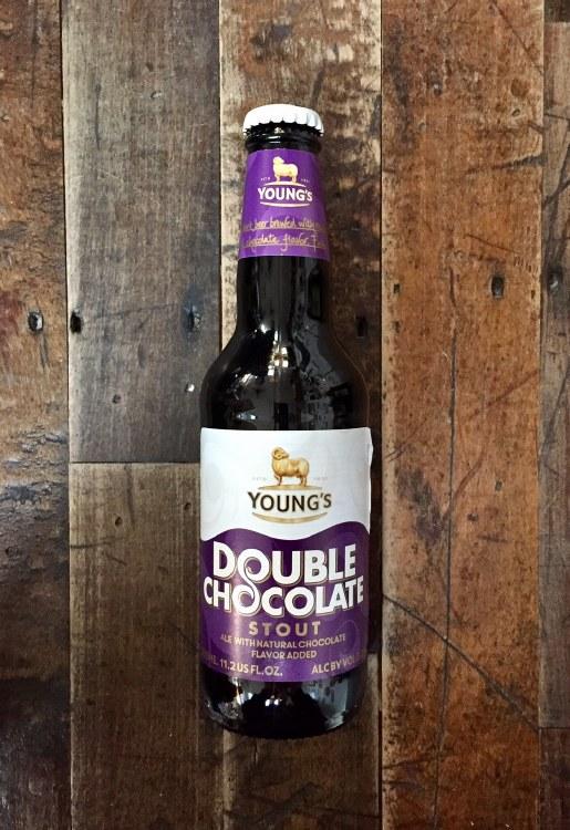 Double Chocolate Stout - 12oz