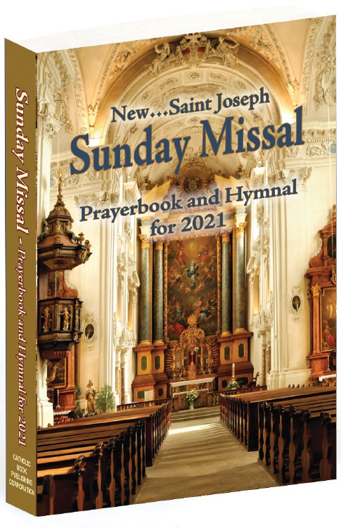ST JOSEPH ANNUAL SUNDAY MISSAL FOR 2021