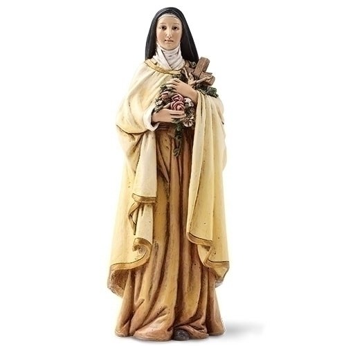 """6.25"""" ST THERESE 6"""" SCALE FIGU"""