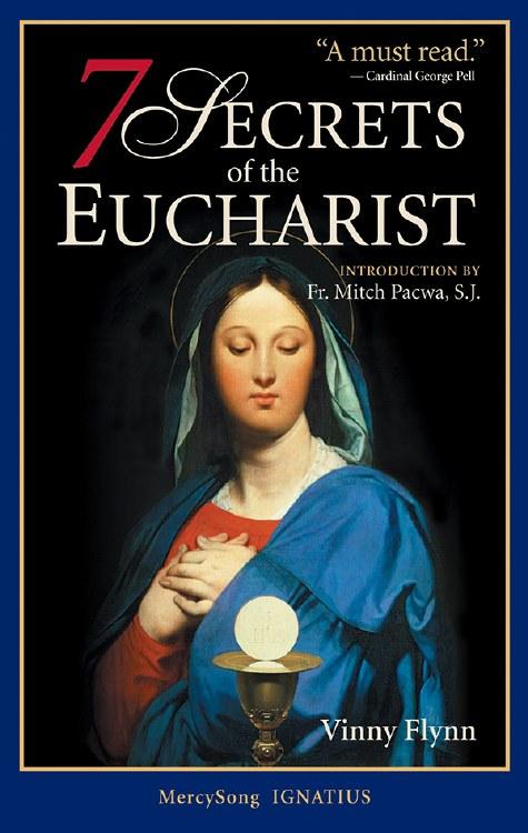 7 SECRETS OF THE EUCHARIST BOOK