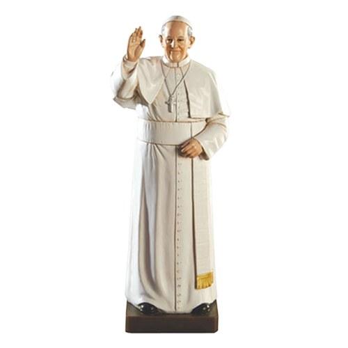 "8"" TOSCANA POPE FRANCIS"