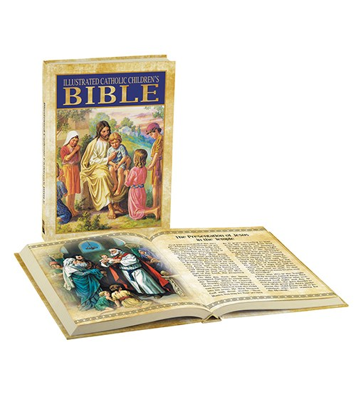 CATHOLIC CHILDREN BIBLE