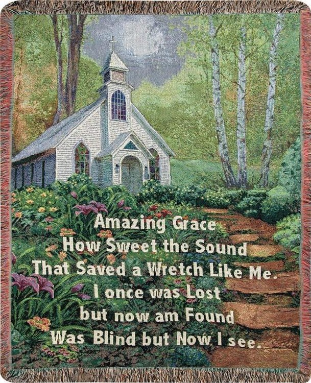 AMAZING GRACE HOW SWEET THE SO