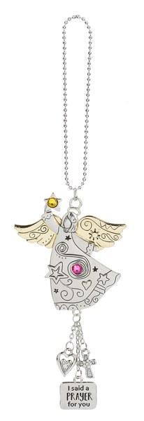CAR ORNAMENT ANGEL