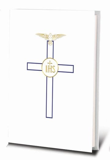 BLESSED TRINITY MISSAL, WHITE COVER