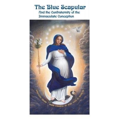 BLUE SCAPULAR PAMPHLET