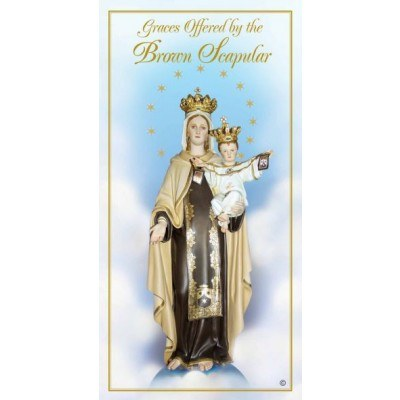 BROWN SCAPULAR PAMPHLET