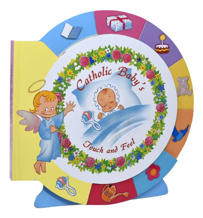 CATHOLIC BABY'S TOUCH AND FEEL