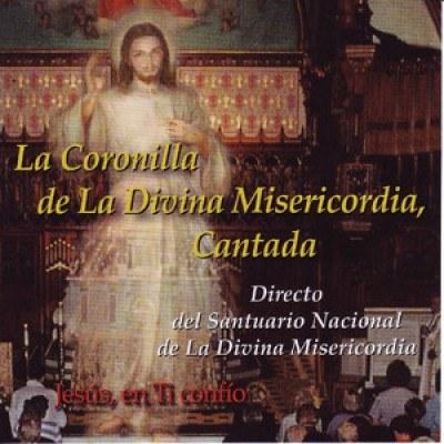 SPANISH CHAPLET DIVINE MERCY IN SONG CD  TRISH SHORT