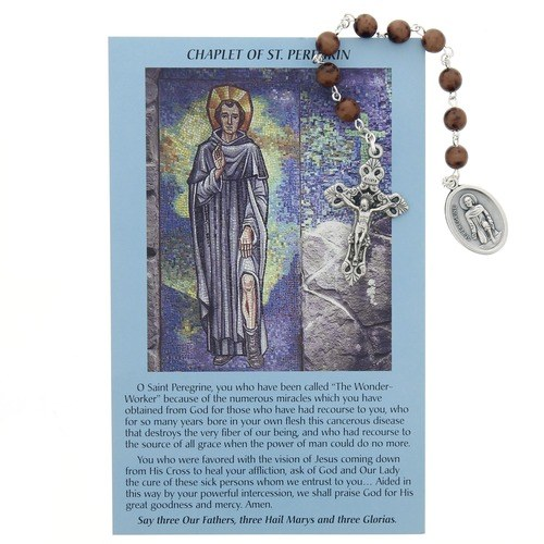 CHAPLET OF ST PEREGRINE
