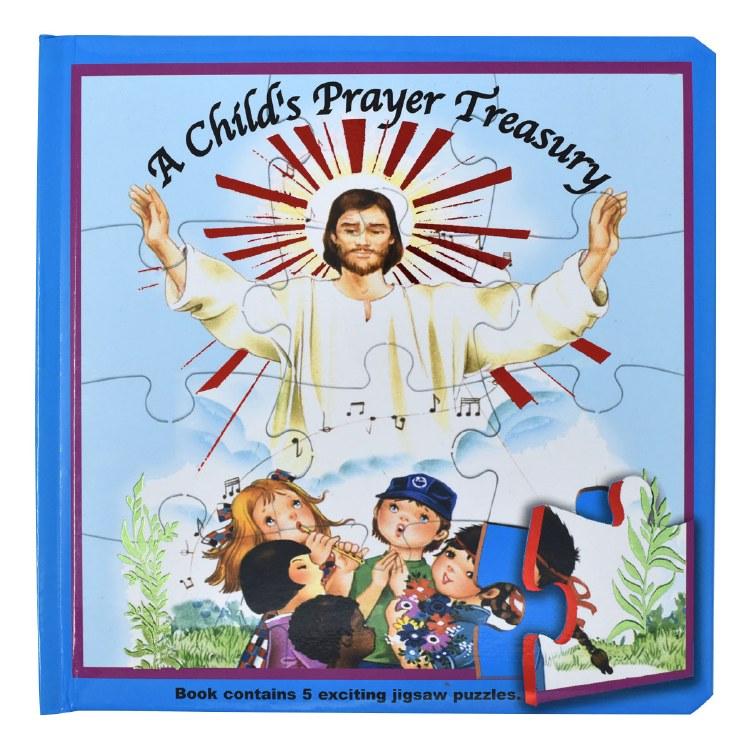 CHILD'S PRAYER TREASURY