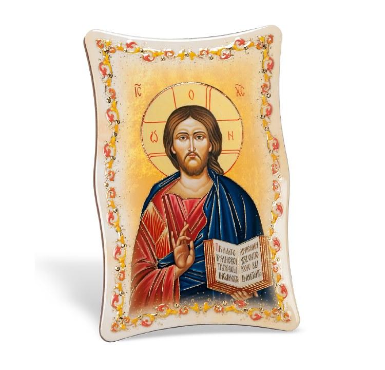 CHRIST THE TEACHER 4X6 PLAQUE