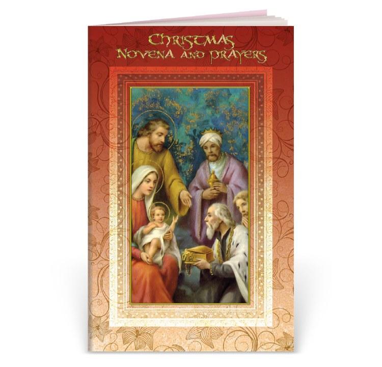 CHRISTMAS NOVENA BOOKLET