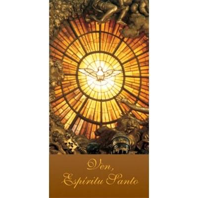 SPANISH COME, HOLY SPIRIT PAMPHLET
