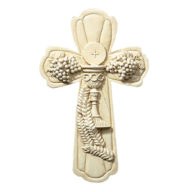 TOMASO FIRST COMMUNION BOXED CROSS