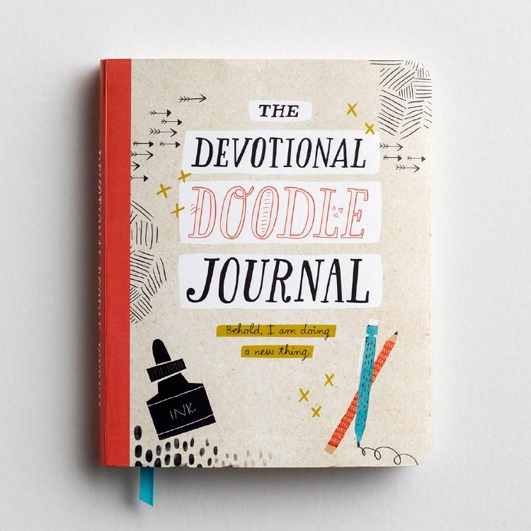 THE DEVOTIONAL DOODLE JOURNAL