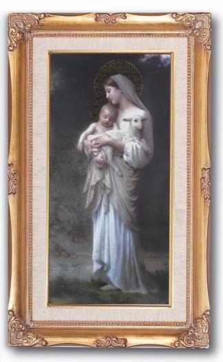 Divine Innocence Framed Picture