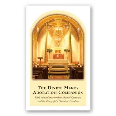 DIVINE MERCY ADORATION COMPANION
