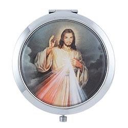 DIVINE MERCY COMPACT MIRROR
