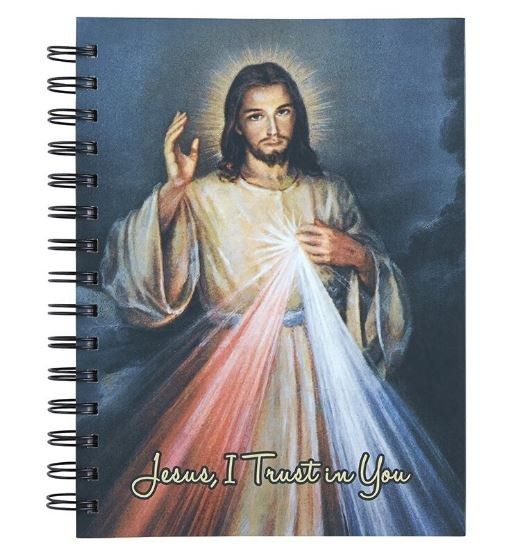 DIVINE MERCY NOTEBOOK