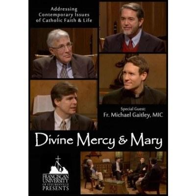DIVINE MERCY & MARY DVD