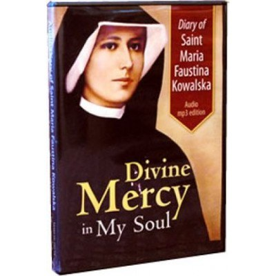DIVINE MERCY MP3 3 DISK PACK