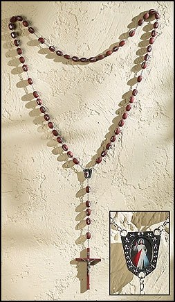 DIVINE MERCY WALL ROSARY
