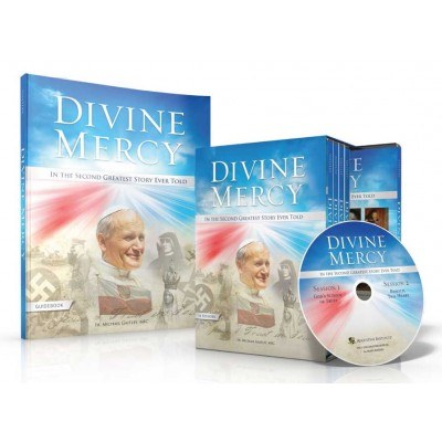 DIVINE MERCY IN THE SECOND GREATEST STORY EVER TOLD SET