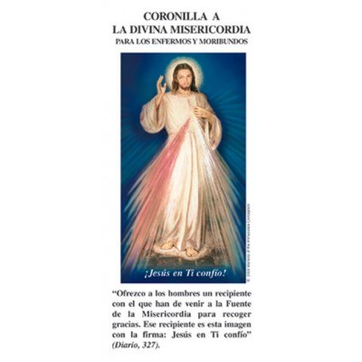 SPANISH CHAPLET FOR SICK & DYING