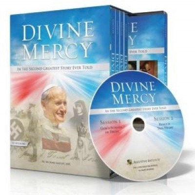 DIVINE MERCY SECOND GREATEST STORY EVER TOLD DVD