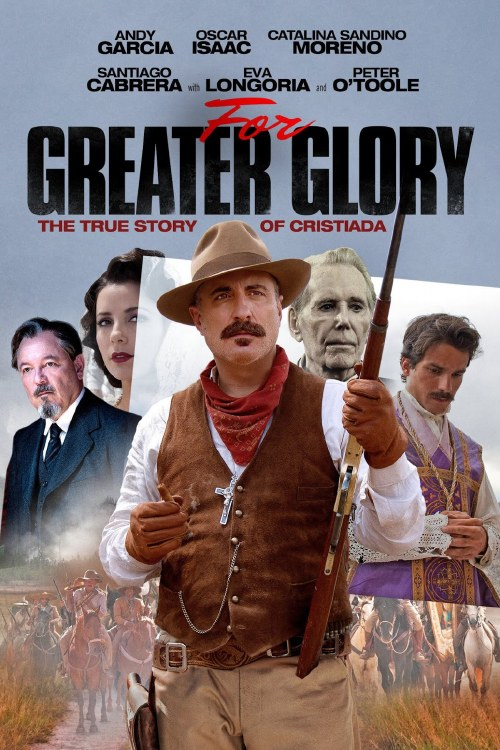 FOR GREATER GLORY DVD