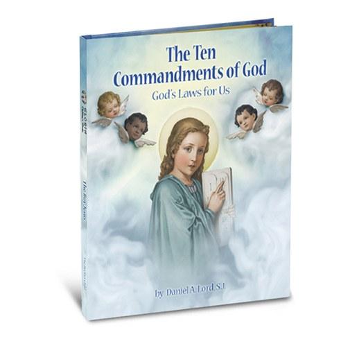 """GLORIA SERIES """"TEN COMMANDMENTS OF GOD"""""""