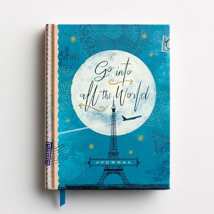 GO INTO ALL THE WORLD JOURNAL