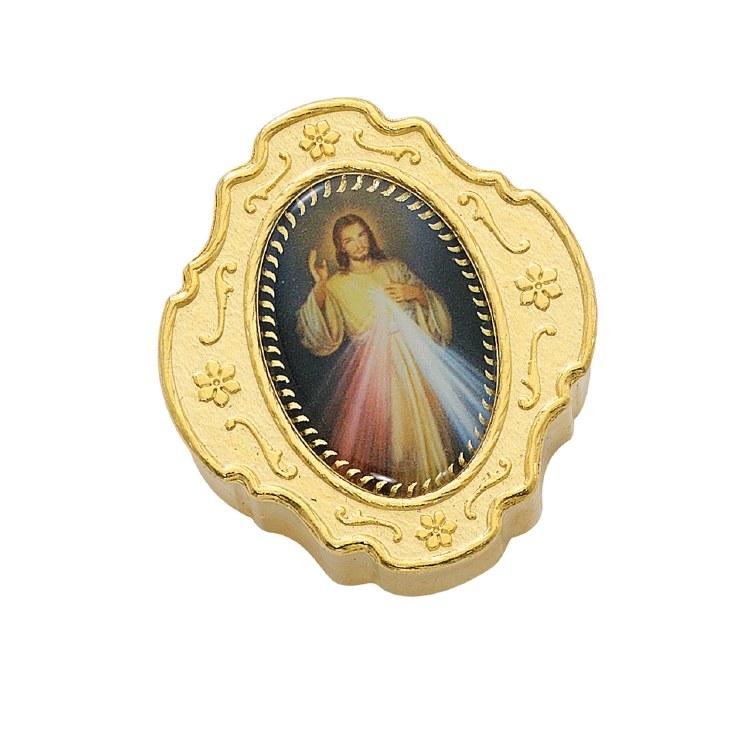 GOLD DIVINE MERCY
