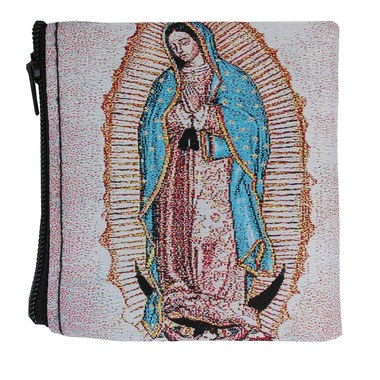 GUADALUPE ROSARY CASE