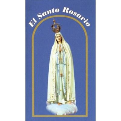 SPANISH HOLY ROSARY BOOKLET