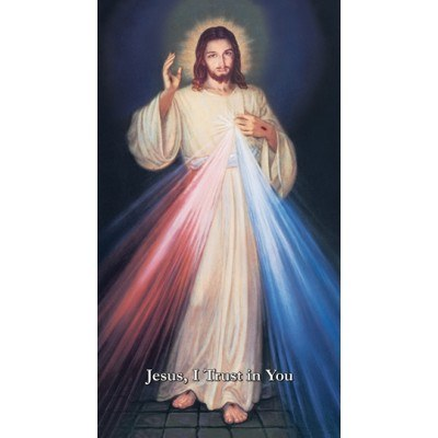 HYLA DIVINE MERCY CANVAS GALLERY-WRAPPED PRINT