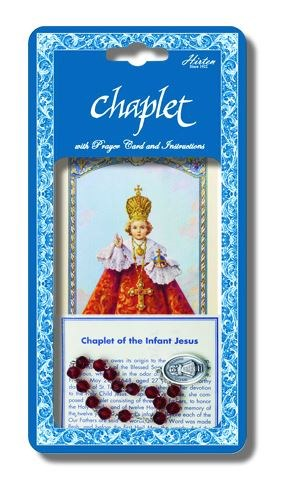INFANT OF PRAGUE CHAPLET
