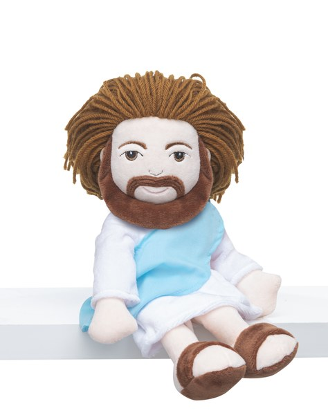 JESUS PLUSH TOY