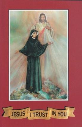JESUS I TRUST IN YOU PRAYER BOOK