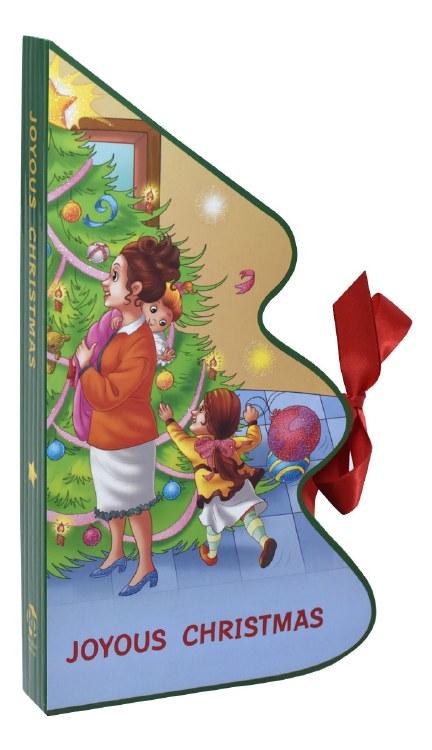 JOYOUS CHRISTMAS CHILDREN'S BOOK