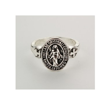 MIRACULOUS RING SIZE 7