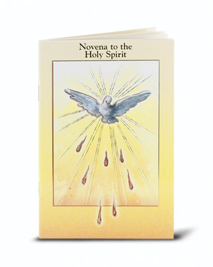 NOVENA AND PRAYERS TO THE HOLY SPIRIT