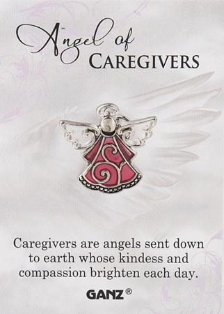 PIN ANGEL OF CAREGIVERS