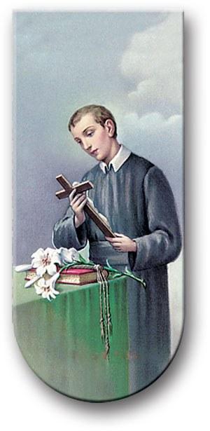 PRAYER FOR MOTHERHOOD ST GERARD MAGNETIC BOOKMARK