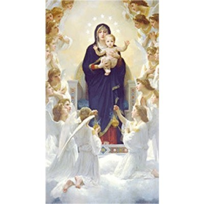 QUEEN OF THE ANGELS CANVAS