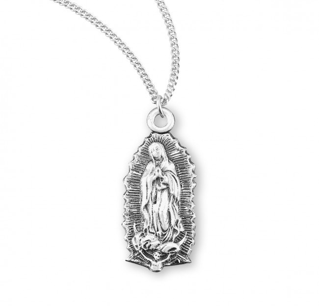 SS OUR LADY OF GUADALUPE PENDANT