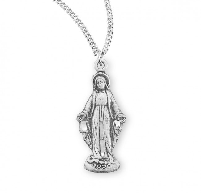 SS OUR LADY OF GRACE PENDANT