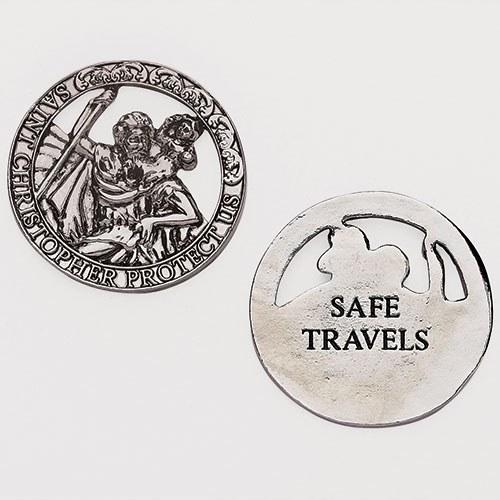 ST CHRISTOPHER SAFE TRAVEL